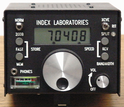 Modified Index Labs QRP-PLUS